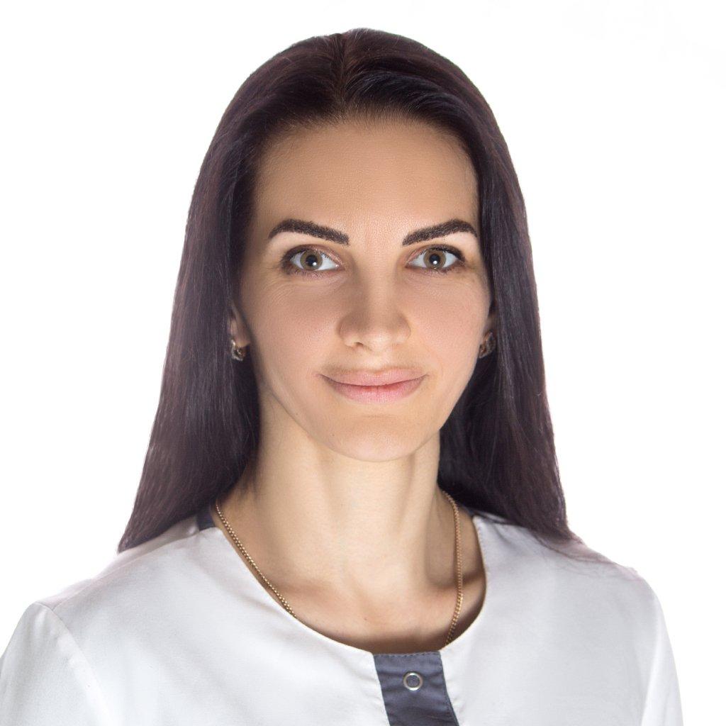 Рябова Анастасия Николаевна