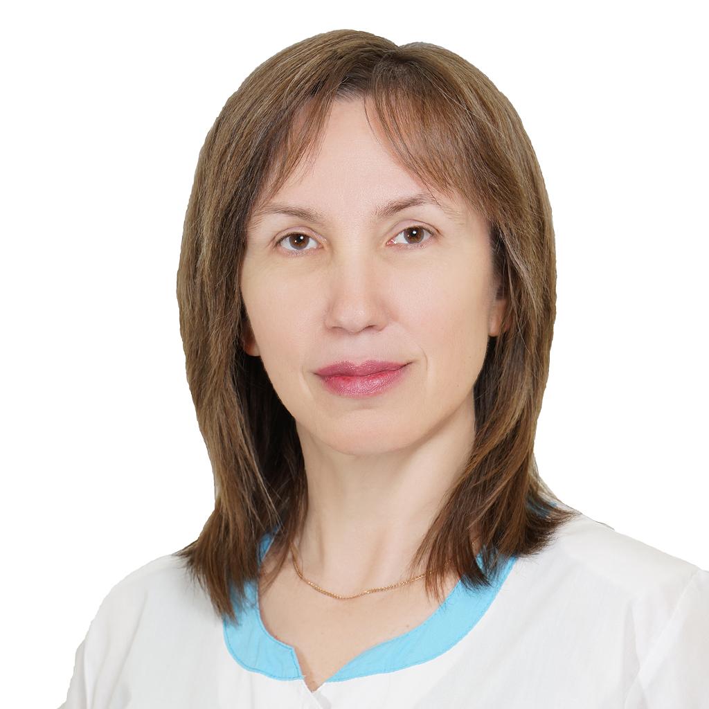 Тарасова Росина Васильевна