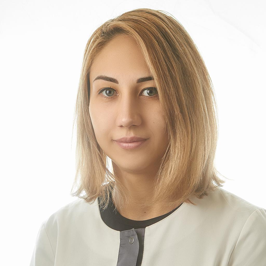 Курбанова Мария Шамурадовна