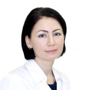 Сулейманова Алиса Рашитовна