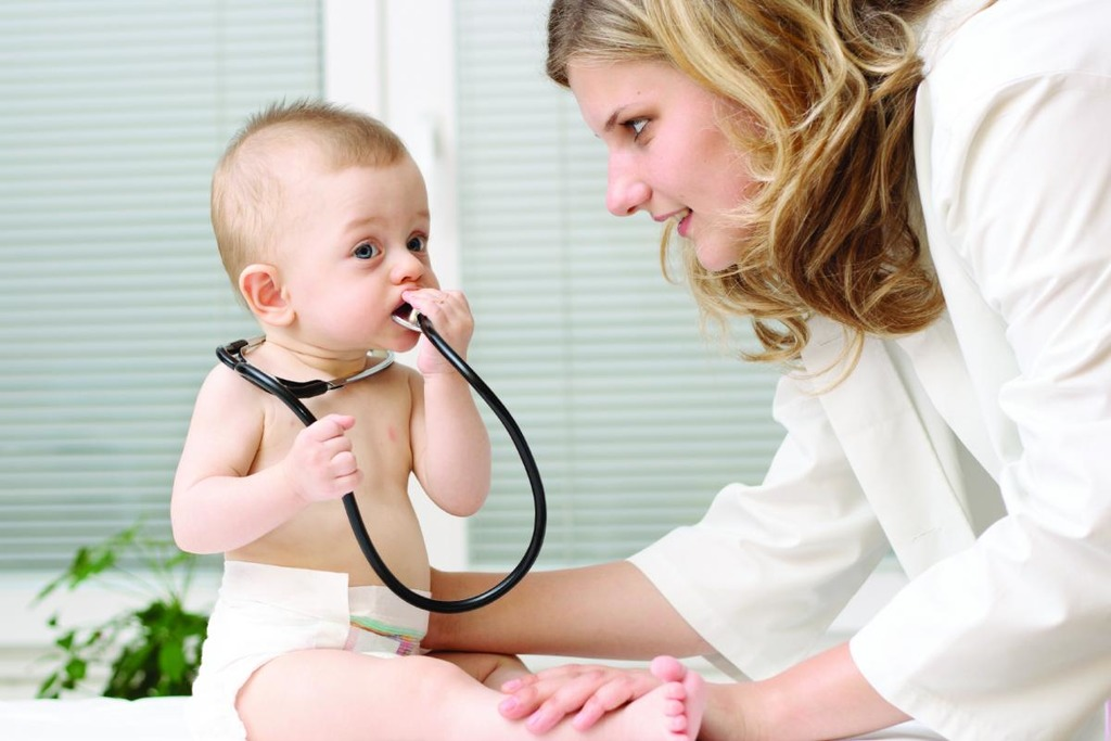 Программа «Малыш 6-12 месяцев»